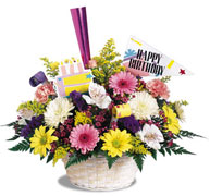 The most original and perfect Birthday arrangements, flowers, roses, tropical flowers and more, ... Click and see more Birthday Flowers Arrangements