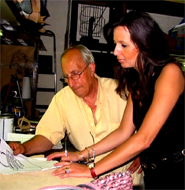 Made in Italy design for a luxury market vip handbags designed and produced by our artisans in Italy, Rita Azzellini is an Italian handbags designer and manufacturing industry, based in Rome, we are passionate about exotic leather for our luxury handbags, exclusive purses and vip accessories. Rita Azzellini luxury handbags highly prestigious for design and exclusive leather materials refined and, since long time, exotic leather skins has conquered our hearts becoming not only our preferred material but also the material that we consider most suitable for the realization of our Luxury handbags