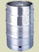 "Stainless steel beer kegs manufacturing, food and beverage containers produced for international applications, Italian stainless steel products manufacturer offers stainless steel beverage and Beer Kegs, wine containers, oil and other food containers produced with stainless steel. ""Keg beer"" is used for beer served from a pressurized keg, Stainless steel containers and products made in Italy for the food and beverage worldwide industrial distribution, Euro, DIN, IPB, IPS, IPT, IPM, UK 100 kegs standard as normal production products in Stainless steel AISI 304"